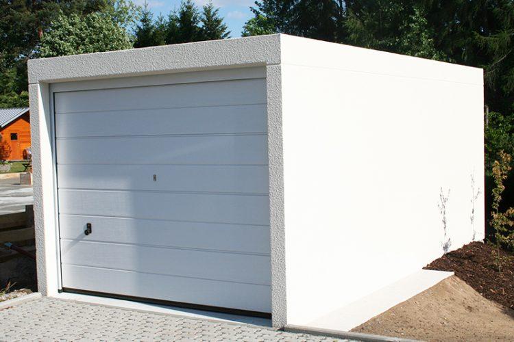 Kasko-Versicherung: Rabatt für Garagen-Auto