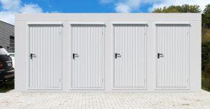 Sehr Garage als Keller – Fertiggaragen Sehn DD05