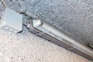 Garagen-Zubehör Elektroinstallation