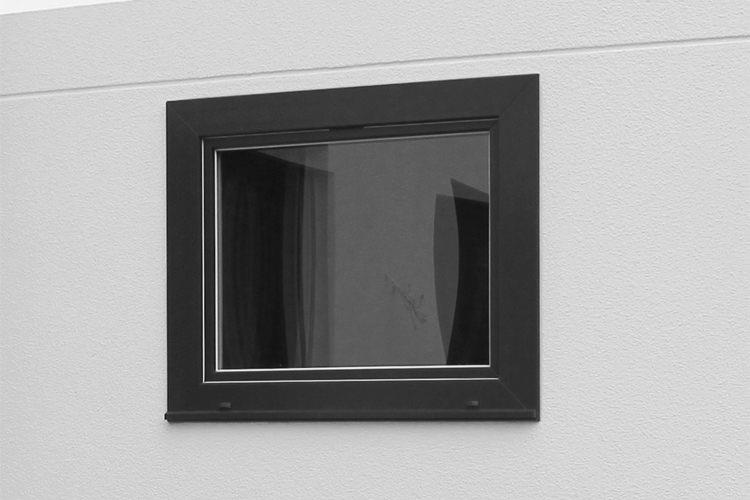 Sehn Fertiggarage mit Fenster
