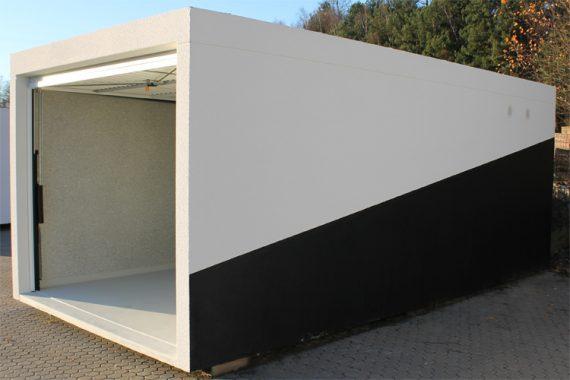 Garagen-Zubehör Isolieranstrich