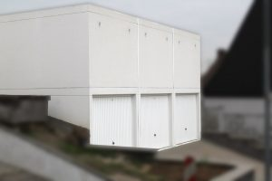 Fertiggaragen Sehn Garagentyp Doppelstockgarage
