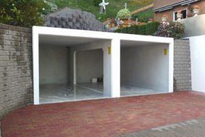 Fertiggaragen Sehn Garagentyp Verstaerkte Garagen