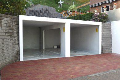 Garage als Keller
