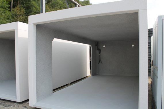 Fertiggaragen Sehn Garage