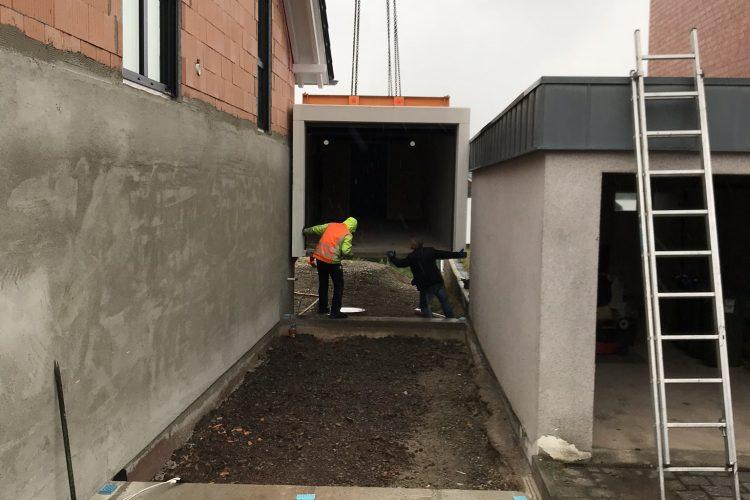 Schmales Budget  – oder die Garage kommt zuletzt !