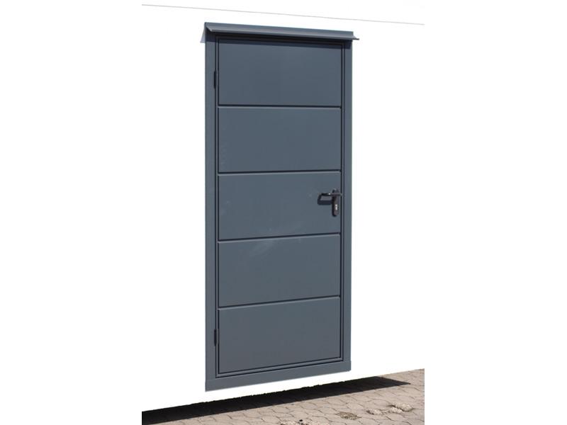 Sehn Fertiggarage mit Sektional-Tür