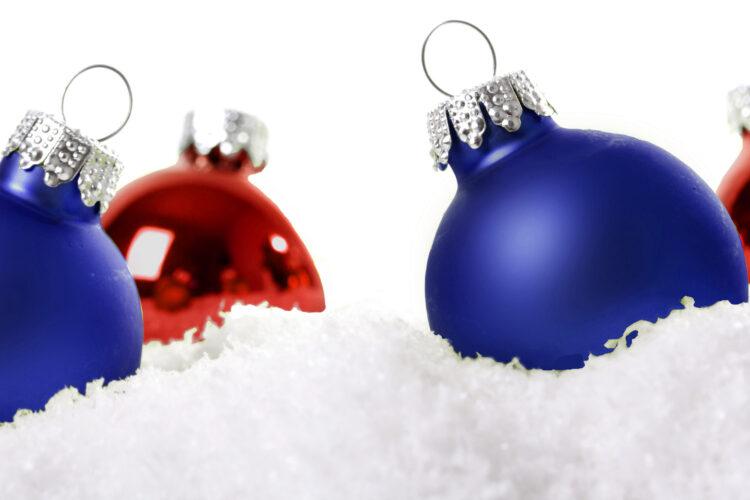 Joyeux Noël & un bon début d'année