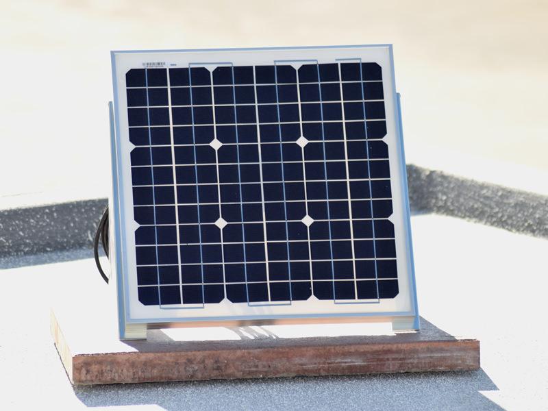 Automatischer Solar-Torantrieb